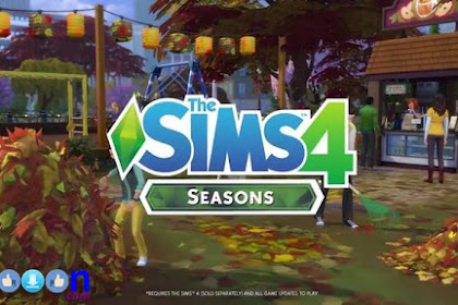 Free Download Game PC Laptop The Sims 4 Season for PC Laptop Notebook