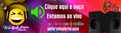 Web Rádio Alegria Itapema