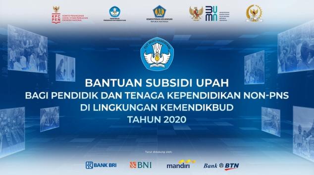 Persyaratan dan Cara Pencairan Bantuan Subsidi Upah/BSU BLT Rp 1.800.000 Bagi PTK Non-PNS di Lingkungan Kemendikbud 2020