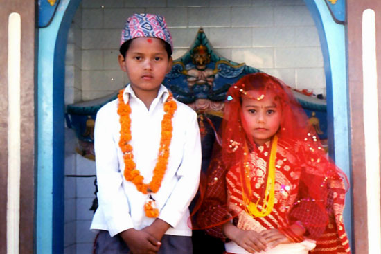 Social Problems in Nepal: Child marriage in nepal (Bal bibah)