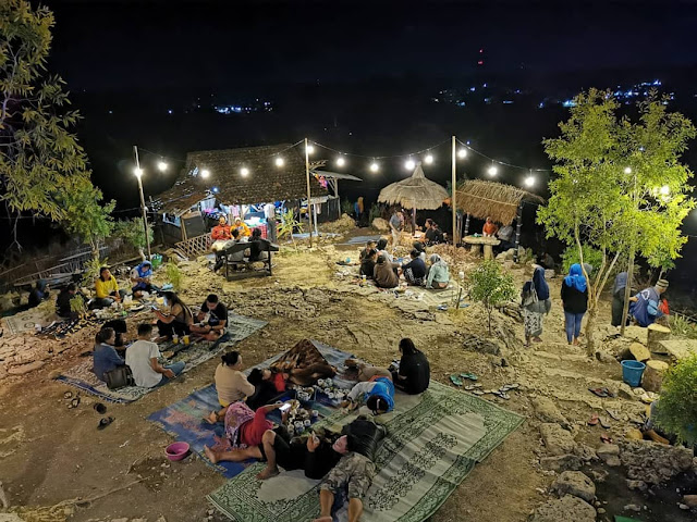 Tiket Masuk dan Lokasi Wisata Bukit Wono Sumilir Gunung Kidul