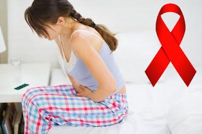 Gejala HIV - Diare