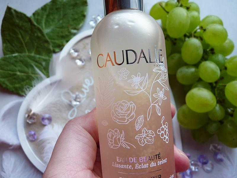 Caudalie Beauty Elixir tonik mgiełka utrwalacz do makijażu