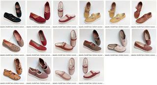 terima-pesanan-pembuatan- sepatu sandal