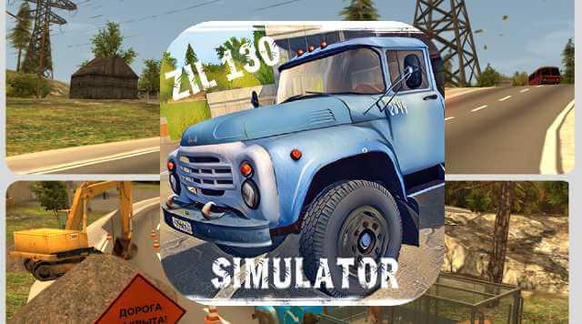 لعبة  Russian Car Driver ZIL 130 APK للاجهزة الاندرويد