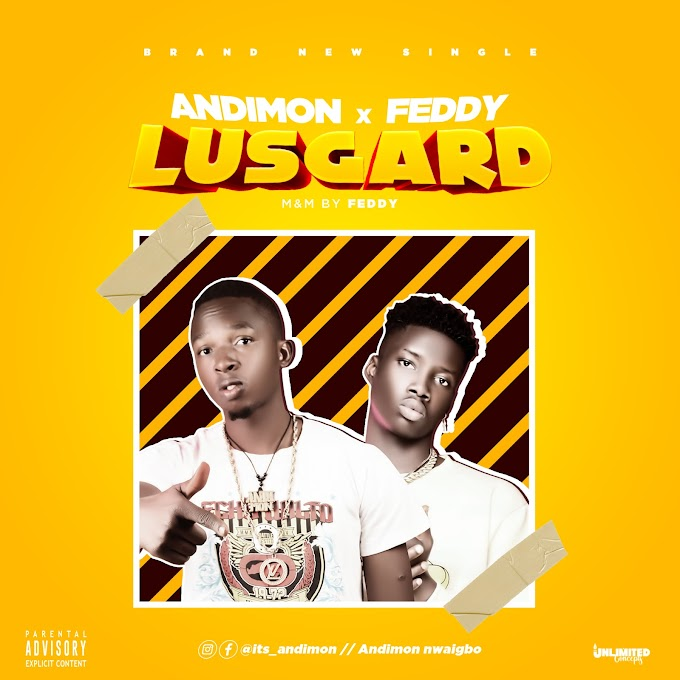 3CITYVIBES: ANDIMON FT FEDDY - LUSGARD