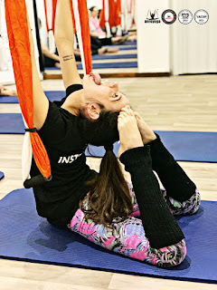 formación yoga aéreo, formación aero yoga, formación pilates aéreo, formación aeropilates, diosas, hindú, Kali, shakti, parvati