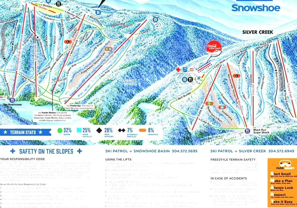 Snowshoe Mountain - Ski Resort West Virginia on weather charleston wv map, shanks wv map, davis mountain resort map, hotels charleston wv map, morgantown wv map, snowshoe mountain ski, shady spring wv map, snowshoe ski resort, wv road map, city of martinsburg wv map, fairfax stone wv map, snowshoe virginia, killington vt map, sistersville wv map, wayne wv map, newburg wv map, cooper's rock state forest trail map, wv state map, arbovale wv map, marlinton wv map,