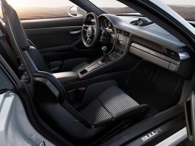 Rò rỉ hình ảnh Porsche 911 R 2017 - Sói đội lốt cừu