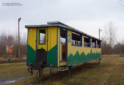 Pudło wagonu letniego