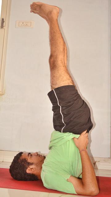 sarvangasana benefits, sarvangasana yoga, sarvangasana steps,  sarvangasana ke labh,
