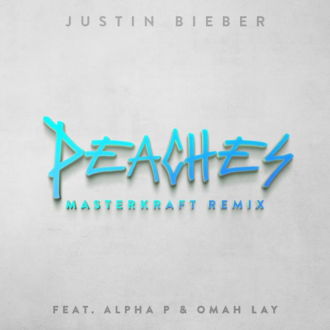 PEACHES REMIX-MASTERCRAFT FT ALPHA P AND OMAHLAY