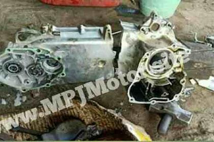 Penyebab Mesin Sepeda Motor Matic Patah Di Bagian CVT