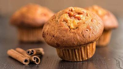 Muffins-de-canela