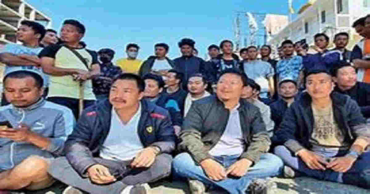 Keep Arunachal away from Naga harmony bargain: AAPSU to Center.