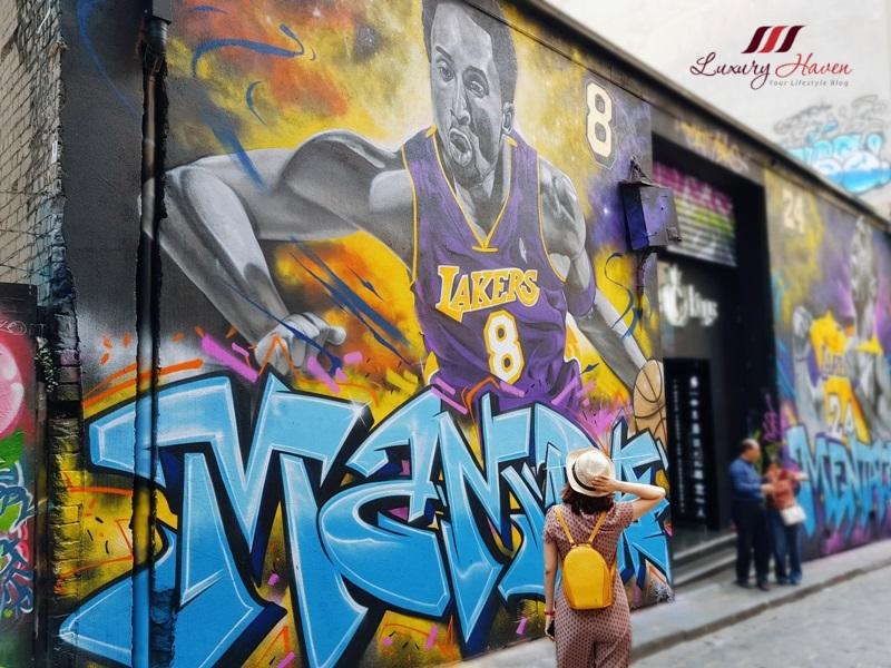 melbourne graffiti stencil capital of the world