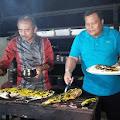 Wali Kota Sibolga Promosi Kuliner di Balige