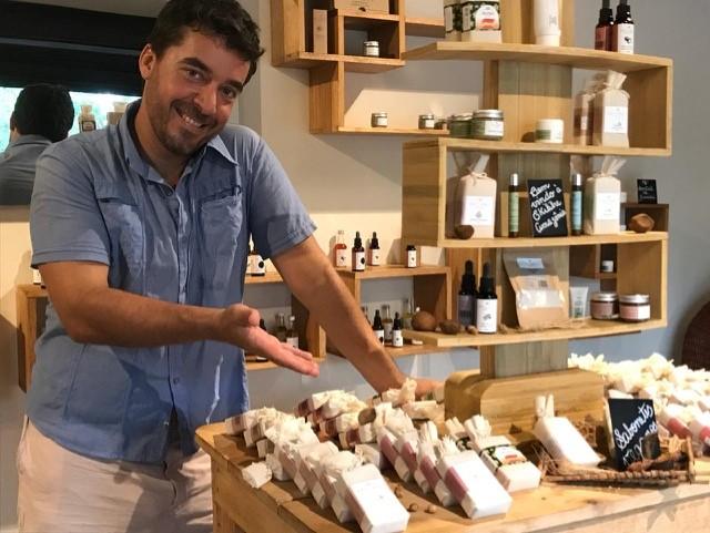 Alter do Chão ganha a primeira loja de cosméticos 100% veganos da região