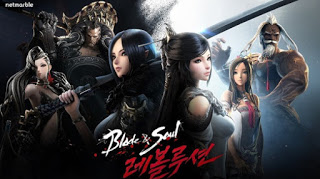 Blade & Soul Revolution Apk Terbaru