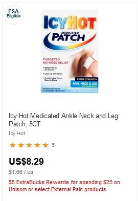 Icy Hot Pain Relief CVS Deals SAVE 64%