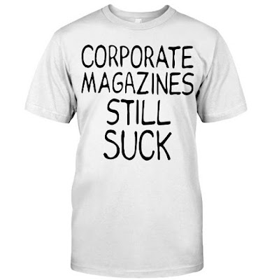 Nirvana Kurt Cobain Corporate Magazines Still Suck T Shirts Hoodie sweatshirt