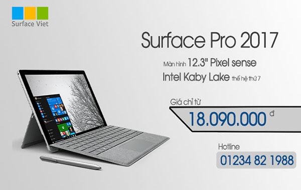 Surface Pro Pro 5(2017)