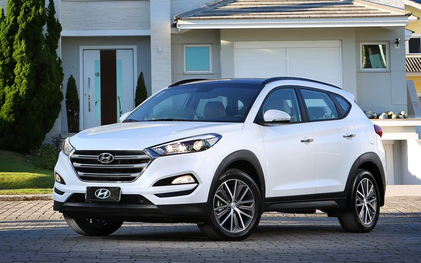 Bmw X2 2017 Aaa >> Hyundai apresenta a linha 2018 do New Tucson, que ganha nova versão topo de linha por R$138.900
