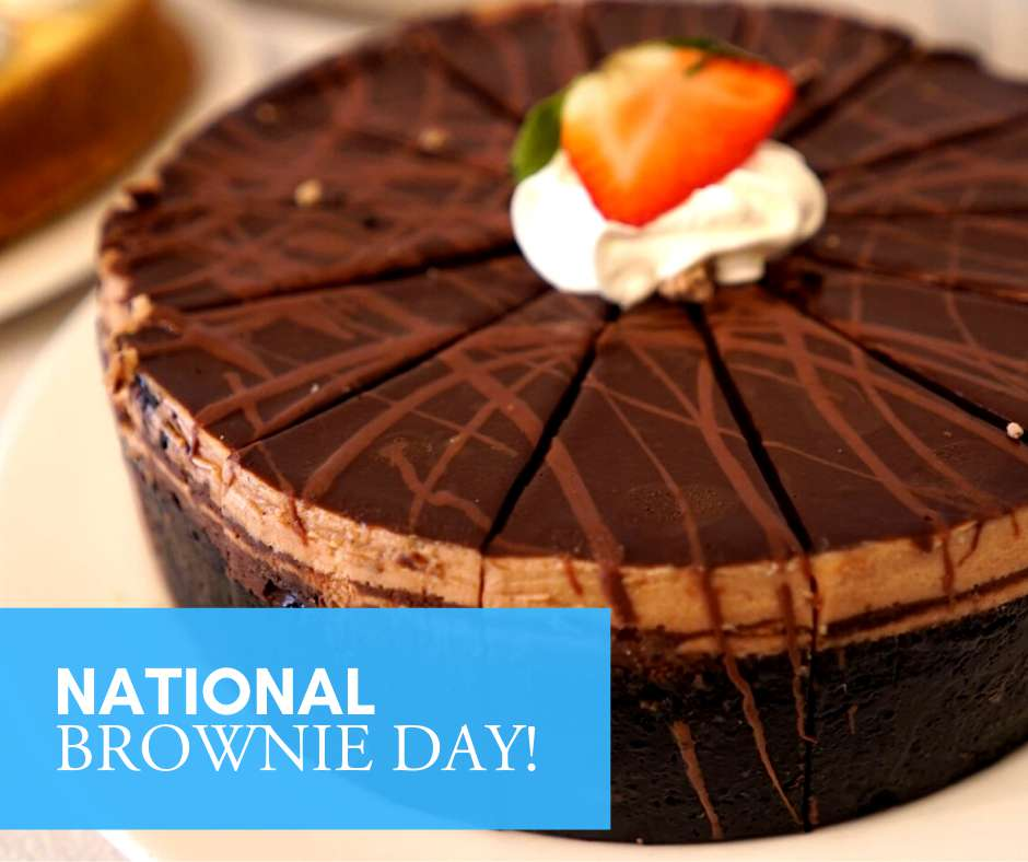 National Brownie Day Wishes Awesome Images, Pictures, Photos, Wallpapers