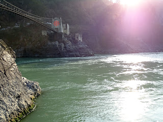 Amazing Bridge On Ganga