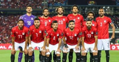 موعد مباراة مصر والكونغو اليوم 26-6-2019 كأس الأمم الأفريقية 2019