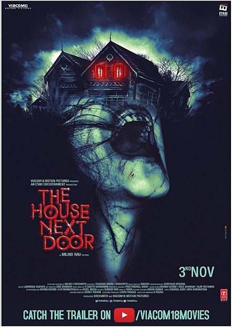 The House Next Door (2017) Hindi Dubbed Movie Full pDVDRip