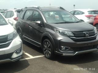 Honda Serang Baru