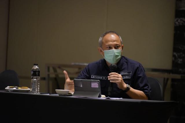 Hasil Survei BNPB : Tingkat Kepatuhan Pakai Masker dan Jaga Jarak Warga Jabar  Meningkat