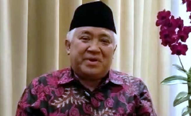 This is the reason Din Syamsuddin did not attend the MUI National Conference
