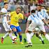 La Selección Argentina perdió 1-0 en un amistoso ante Brasil con un gol sobre la hora