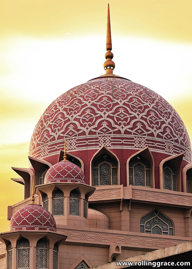 The Most Beautiful Mosques in Malaysia