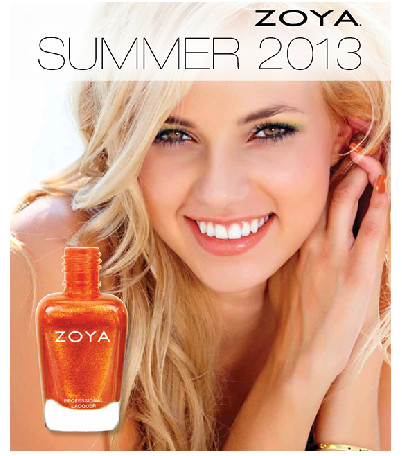 Zoya Stunning and Irresistible Collection