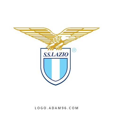 Lazio Club Logo Original PNG Download - Free Vector
