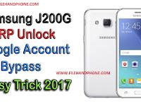 Cara Hapus Akun FRP Samsung J200G By Filehanphone.com