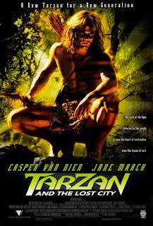 Tarzan and the Lost City ทาร์ซาน ผ่าขุมทรัพย์ 1,000 ปี