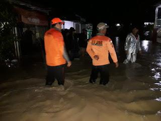 Dua Desa Dan Satu Perumahan Terendam Banjir Di Kab Cirebon