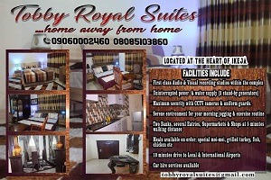 Tobby Royal Suites