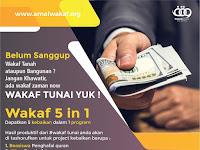 2020 Yayasan Assyifa Subang Luncurkan Program Waqaf Tunai