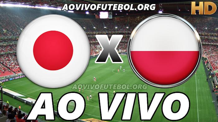 Ver Japão x Polônia Ao Vivo - Copa do Mundo