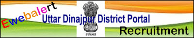 uttardinajpur.nic.in District Magistrate Recruitment