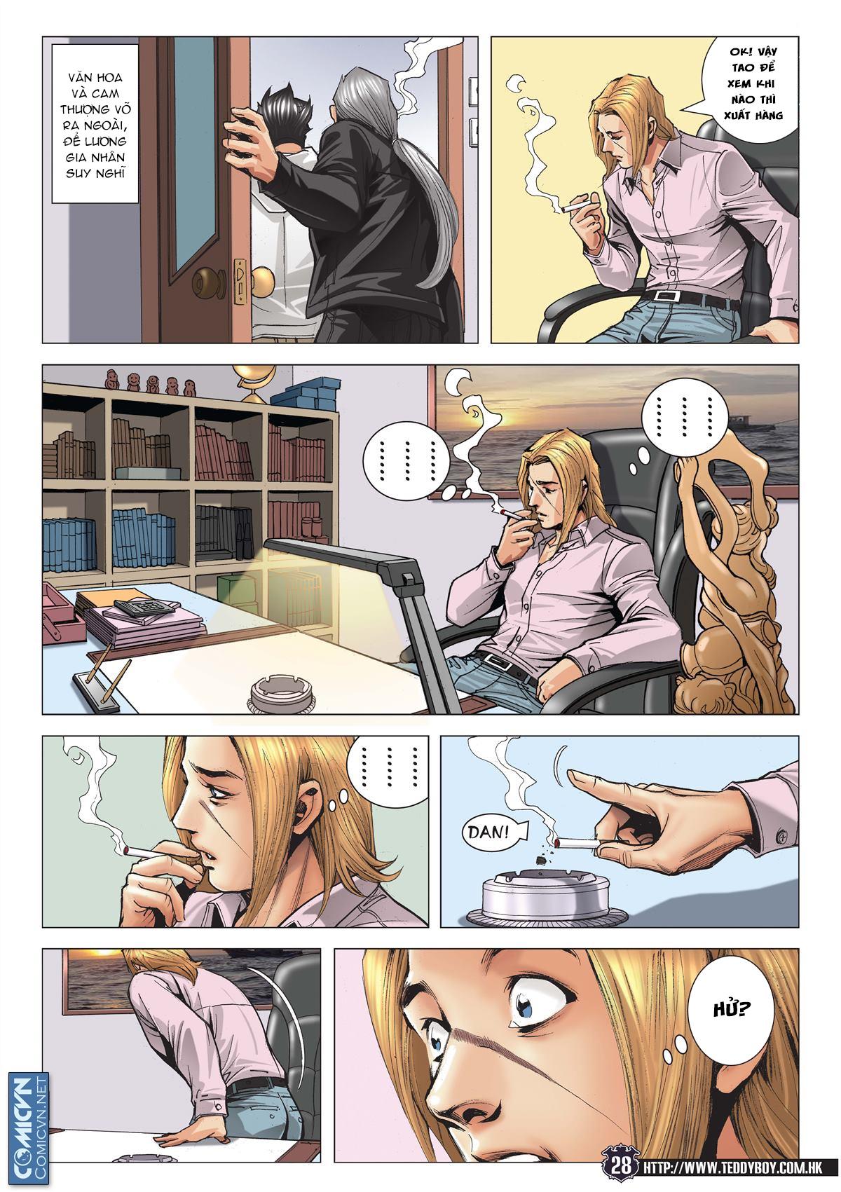 Người Trong Giang Hồ chapter 2093: nó là tay trong trang 26