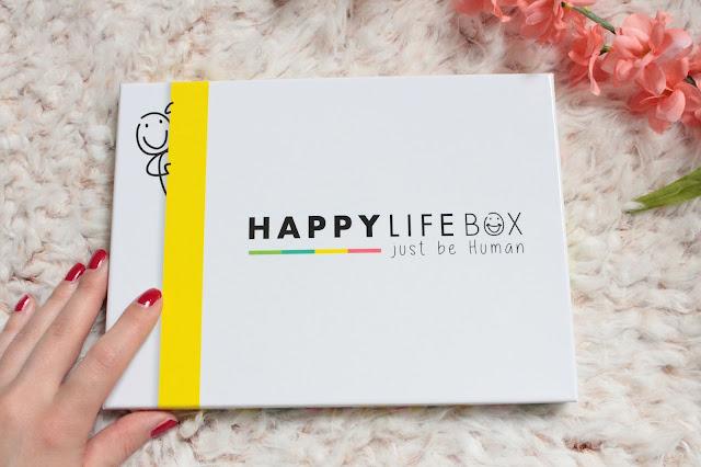 Happy life box : la box de développement personnel
