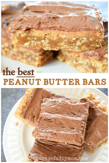 the best peanut butter bars recipe