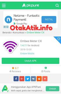halaman download embee meter cx di apkpure