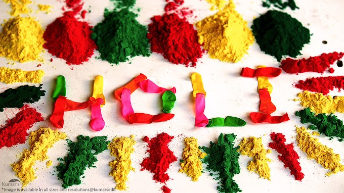 Happy Holi Wishes,Status and Quotes English|Hindi 2020